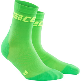 cep Dynamic+ Ultralight Short Socks Men viper/green